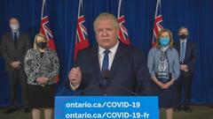 Vers un nouvel ordre de demeurer à la maison en Ontario