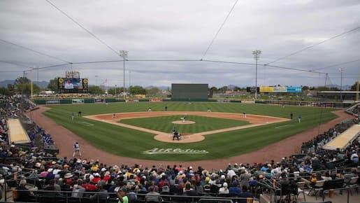 La MLB à huis clos en Arizona ou en Floride?