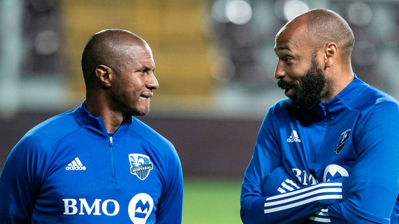 FBL-CONCACAF-MONTREAL IMPACT-TRAINING