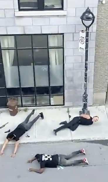 Image principale de l'article Grosse confusion lors du tournage d'un vidéoclip