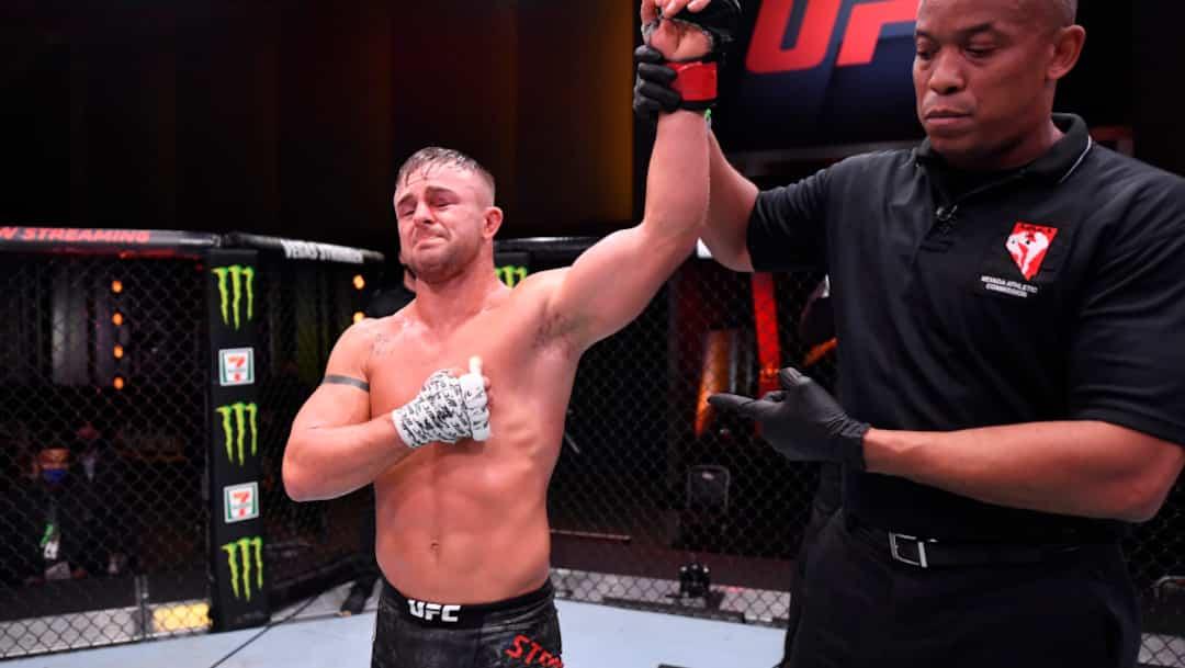 UFC 250: Stamman v Kelleher