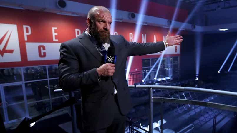 Cette semaine dans l'univers de la WWE: la planète lutte affectée par le coronavirus