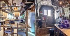 Cette maison de Trois-Rivières a des trains qui passent au plafond et une grotte dans le sous-sol