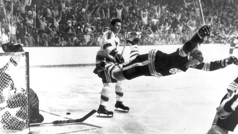 Il y a 50 ans, Bobby Orr marquait à jamais le monde du hockey