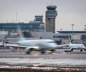 Bloc aéroport Montréal-Trudeau