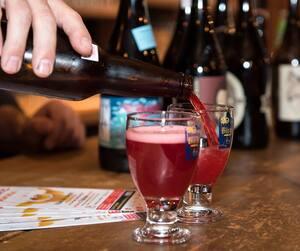 Bloc bière