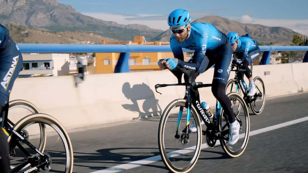 Hugo Houle equipe Astana-Premier Tech 2021