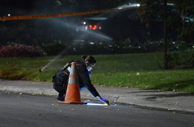 Coups de feu dans Ville Mont-Royal: un homme de 40 ans blessé par balle