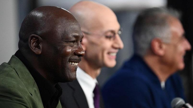 Michael Jordan, le médiateur