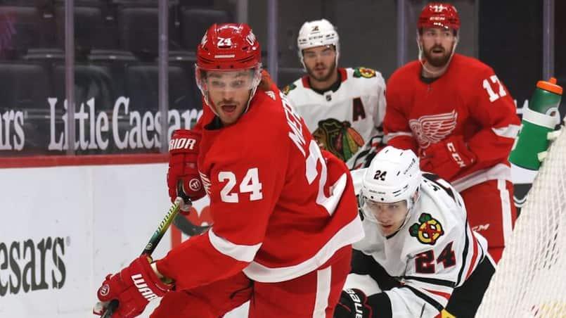 Les Canadiens acquièrent Jon Merrill