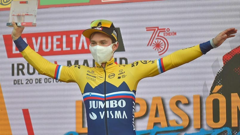 Tour d'Espagne: Primoz Roglic récidive