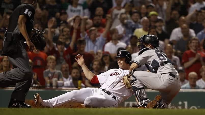 Les Red Sox viennent à bout des Yankees en 10e manche
