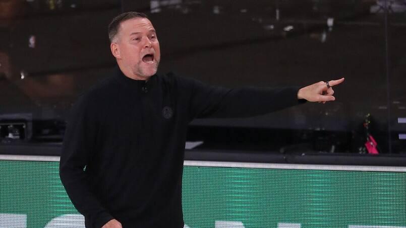 NBA: un entraîneur en a assez de la bulle