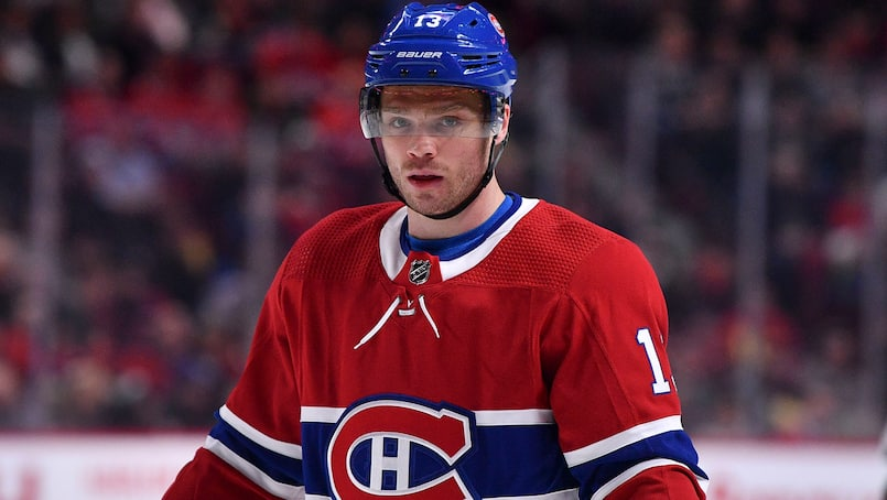 Hurricanes c. Canadiens
