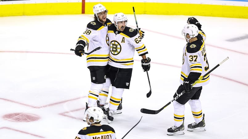 HKN-HKO-SPO-BOSTON-BRUINS-V-TAMPA-BAY-LIGHTNING---GAME-ONE