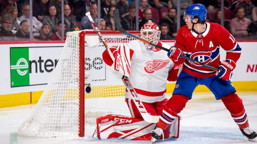 MATCH-CANADIENS-RED-WINGS