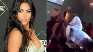 Image principale de l'article Kim Kardashian défend Kanye