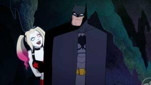 Image principale de l'article Une scène où Batman fait un cuni censurée par DC