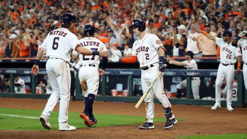Des Astros dominants