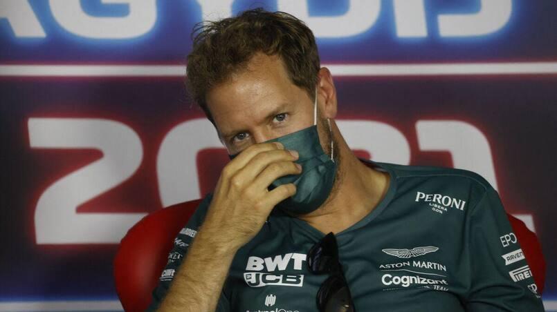 Disqualifié, Vettel perd sa deuxième place
