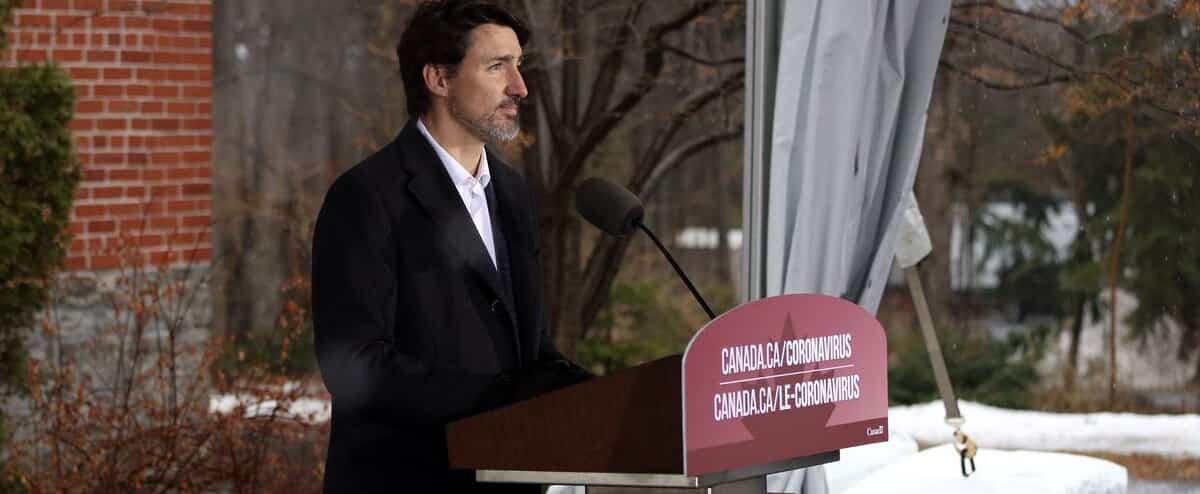 [EN DIRECT] Justin Trudeau fait le point sur la pandémie de coronavirus