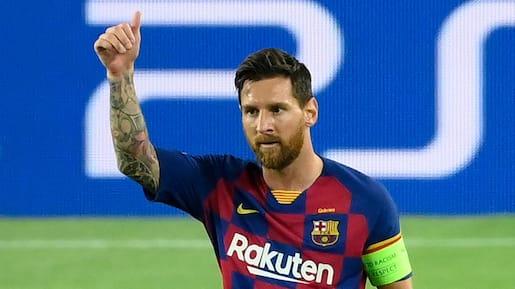 Messi annonce qu'il reste à Barcelone