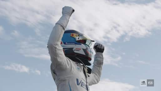 Nyck de Vries sacré champion du monde