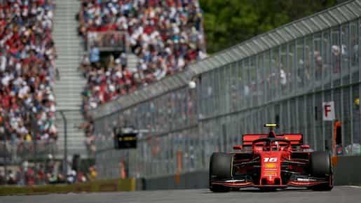 Une saison de F1 limitée entre 15 et 18 courses