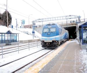 trains banlieue