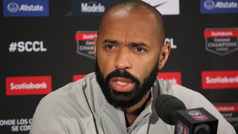 Impact: les coulisses de l'embauche de Thierry Henry