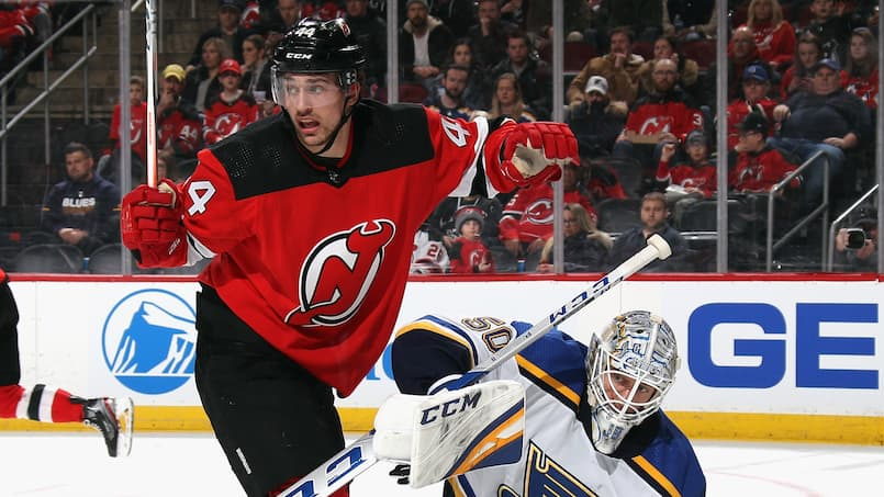 HKN-HKO-SPO-ST-LOUIS-BLUES-V-NEW-JERSEY-DEVILS
