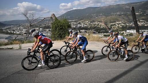 Tour de France: assouplissement des critères d'exclusion pour cas de COVID