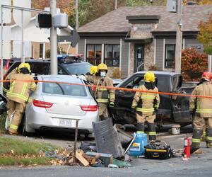 Les régions combinées de la Mauricie et de Lanaudière ont été celles qui ont connu la plus forte hausse de collisions mortelles entre 2019 et 2020, passant de 29 à 55.