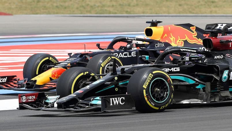 Hamilton-Verstappen, la course d'après
