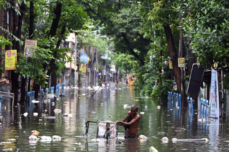 Mousson en Inde: 11 morts, le bilan s'alourdit
