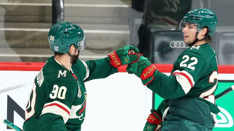 Fiala et Kaprizov pulvérisent l'Avalanche