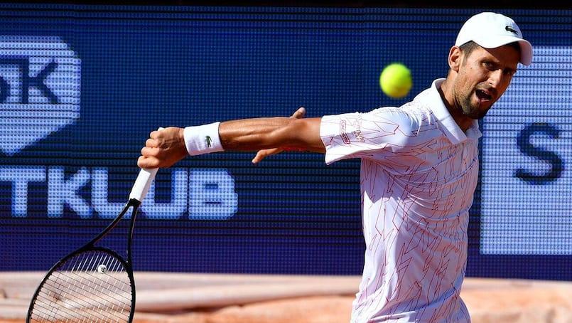 Tennis: Novak Djokovic atteint du coronavirus