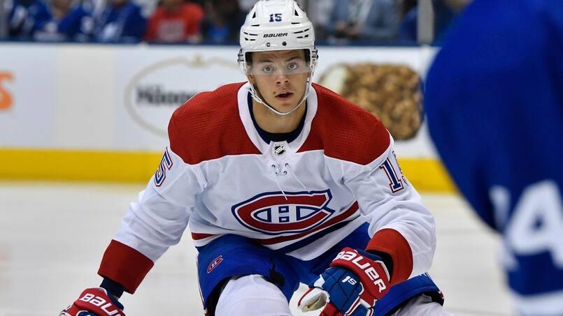 Canadiens-Maple Leafs: un seul changement