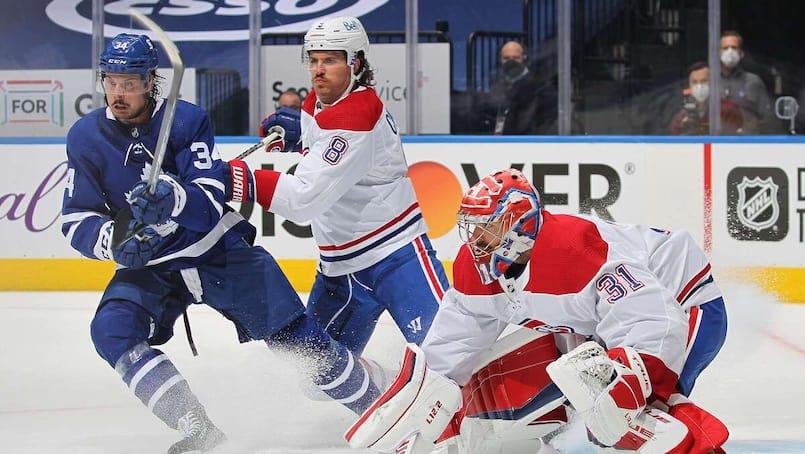 Carey Price dans «la tête des Maple Leafs»?