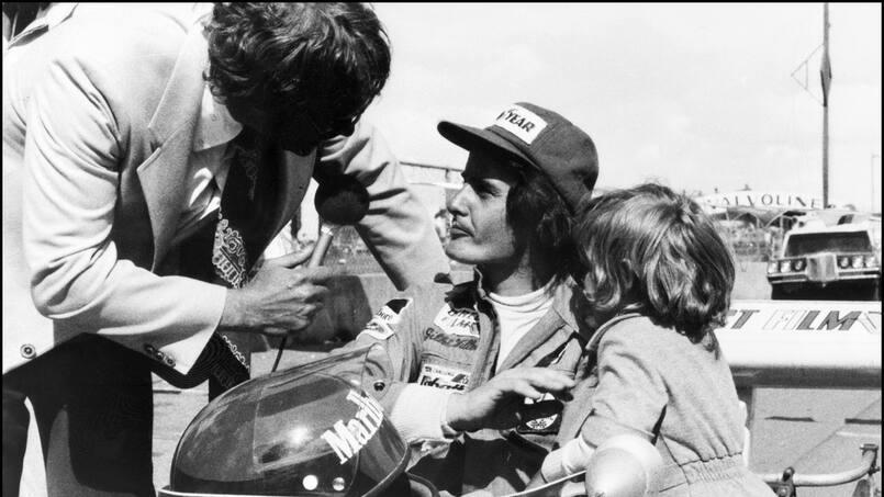 Hommage à Gilles Villeneuve dans le «Guide de l'auto 2022»