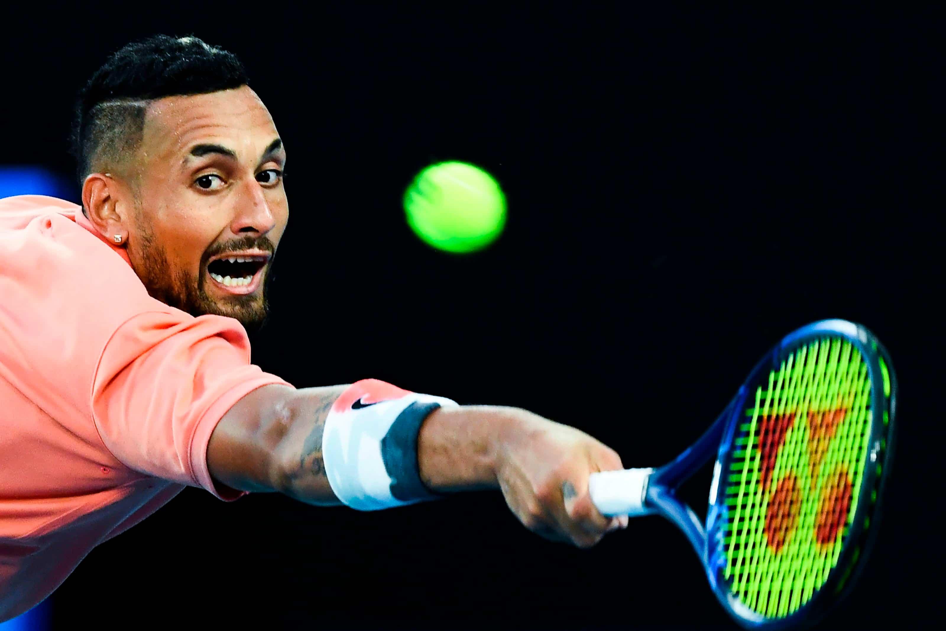 Tennis: Prise de bec entre Nick Kyrgios et Boris Becker