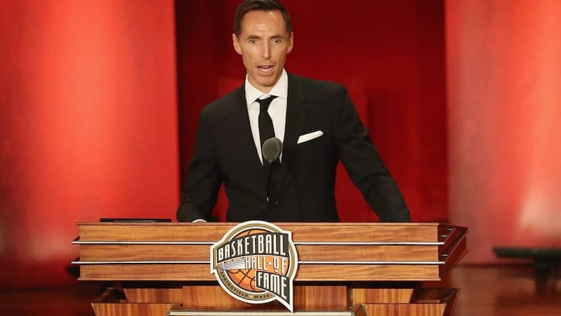 Steve Nash, nouvel entraîneur des Nets