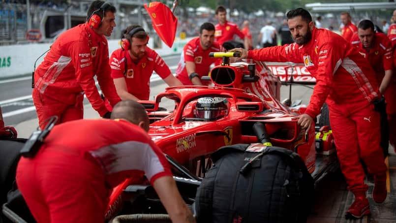 Coronavirus : l'expertise de la Formule 1 en renfort en Angleterre