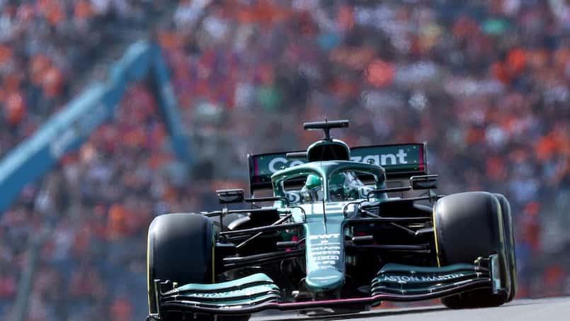 GP des Pays-Bas: Lance Stroll au 14e rang des essais