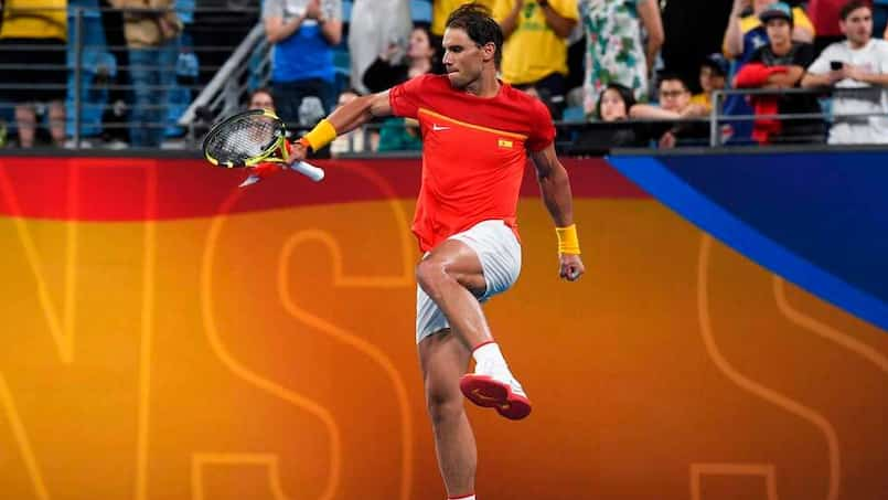 Coupe ATP: l'Espagne de Nadal affrontera la Serbie de Djokovic en finale
