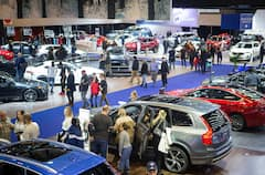 Un succès pour le Salon de l'auto