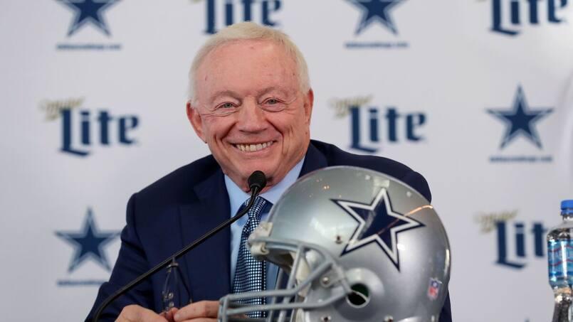 Jerry Jones serait prêt à tout pour les Cowboys