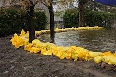 Inondations : un «C» pour Montréal pour son niveau de préparation