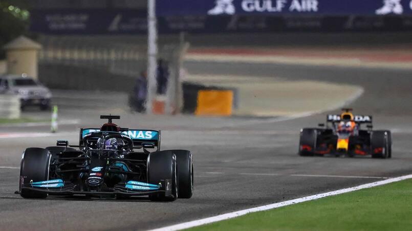 Une victoire et un record pour Lewis Hamilton