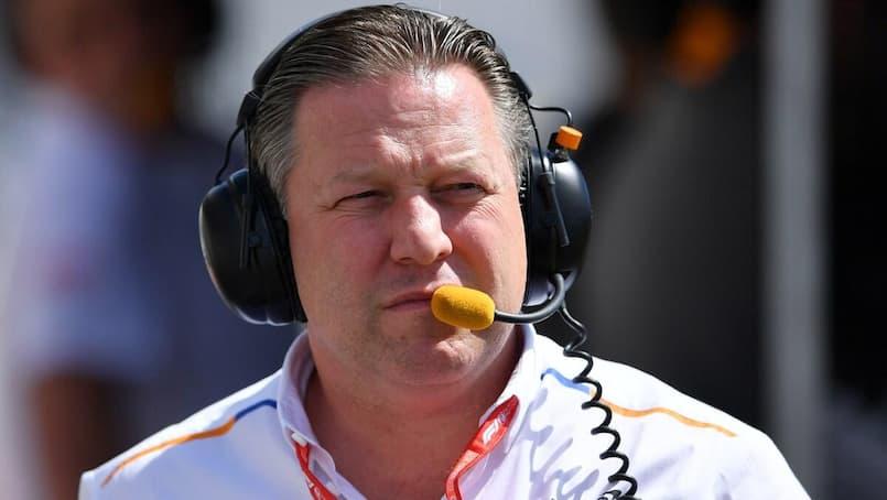 McLaren bientôt en Formule E?